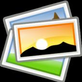 Neon Swipe Pictures icon