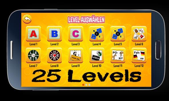 Learn German 1 - 2 class screenshot 2