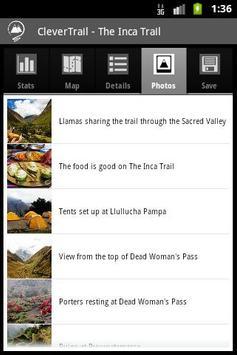 CleverTrail apk screenshot