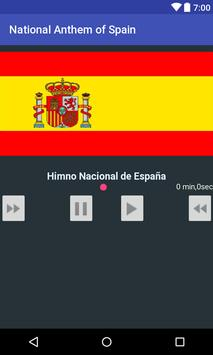 National Anthem of Spain poster