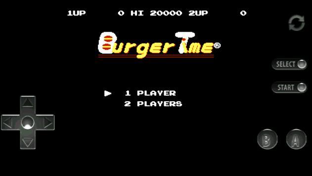 Burger Time screenshot 1