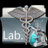 Quick LabRef icon