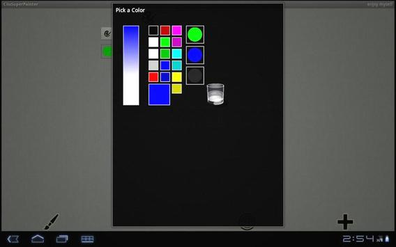 Clio Super Painter (HD) apk screenshot