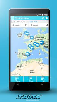 Trota APP screenshot 9
