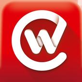 Clic and Walk - Earn money icon