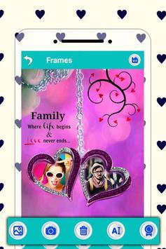 Love Locket Photo Frame apk screenshot