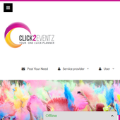 click2eventz icon