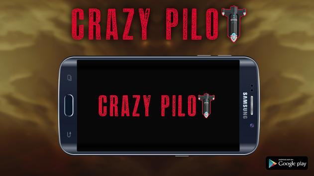 Crazy Pilot poster