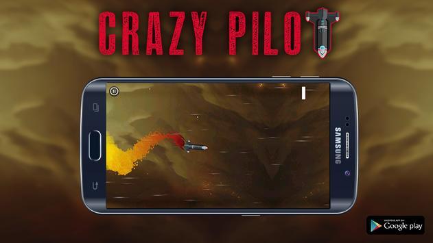 Crazy Pilot apk screenshot