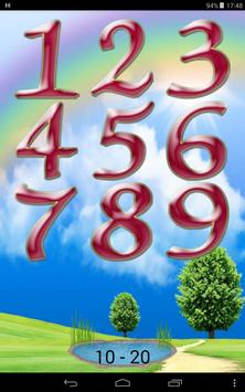Учим цифры apk screenshot