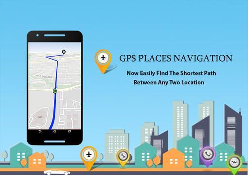 GPS Places Navigation(Live Street View) apk screenshot