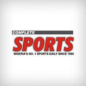 Complete Sports Nigeria icon