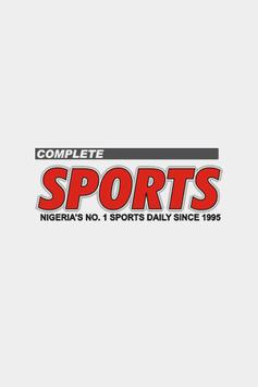 Complete Sports Nigeria poster