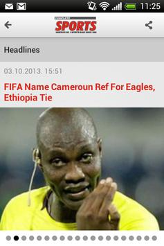 Complete Sports Nigeria apk screenshot