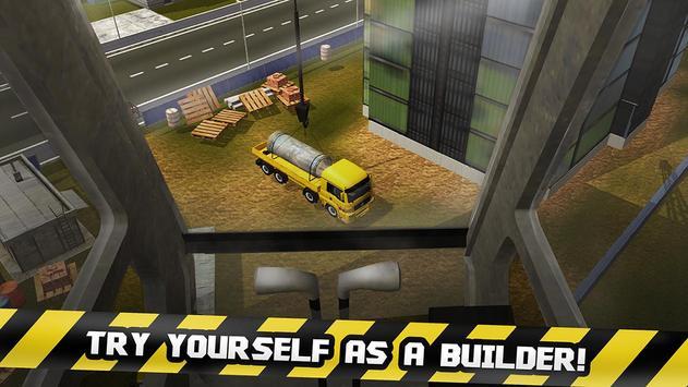City Builder Simulator 2017 poster