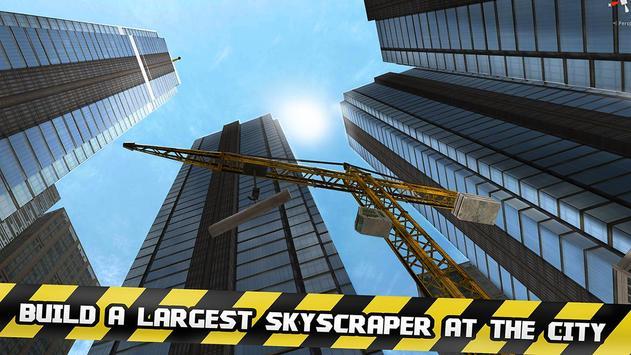 City Builder Simulator 2017 apk screenshot