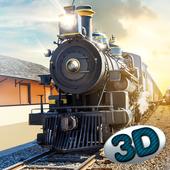 Western Train Driver Simulator icon
