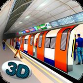 London Subway Train Simulator icon