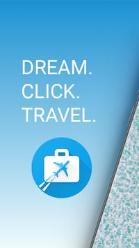 Clickbye - Where to travel? Trip Inspiration poster