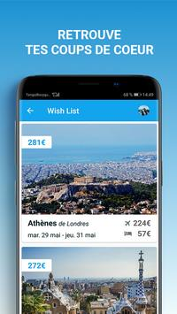 Clickbye - Where to travel? Trip Inspiration apk screenshot