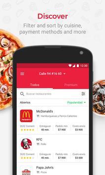 Domicilios.com - Order food poster