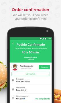Domicilios.com - Order food apk screenshot