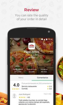 Domicilios.com - Pide Comida captura de pantalla de la apk