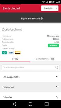Doña Lechona screenshot 1