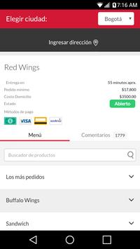 Red Wings screenshot 1