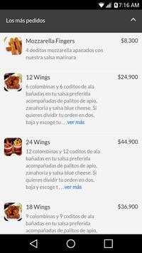 Red Wings screenshot 2
