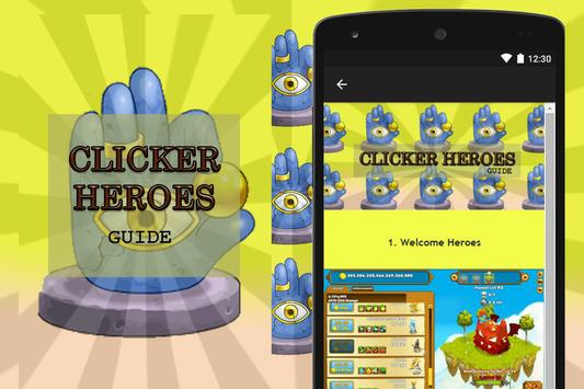Guide for Clicker Heroes apk screenshot