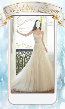 Wedding Gown Photo Montage screenshot 3