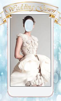 Wedding Gown Photo Montage screenshot 1