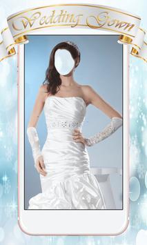 Wedding Gown Photo Montage screenshot 2
