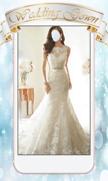 Wedding Gown Photo Montage screenshot 4