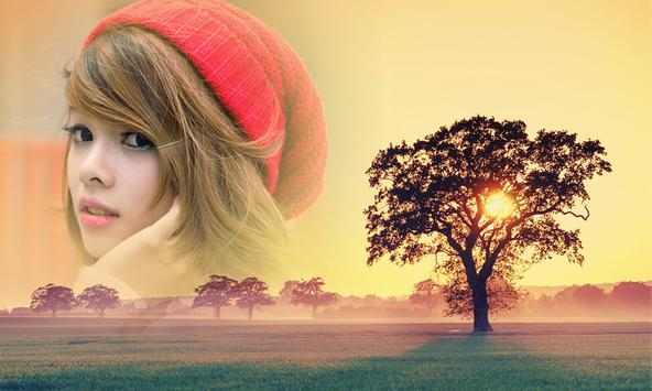 Nature Photo Frame & Photo Editor poster