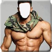 Bodybuilder Face Changer icon