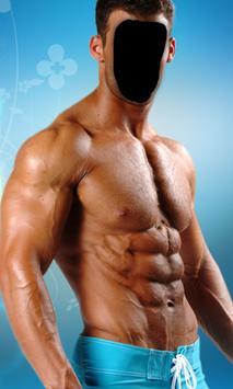 Bodybuilder Face Changer screenshot 4