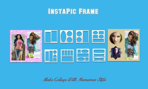 InstaPic Frame poster