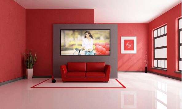 Interior Photo Frame apk screenshot