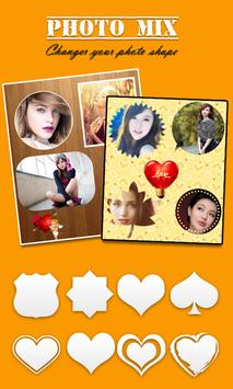 Photo Mix- Shape Collage Maker poster