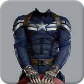 SuperHero Face Changer icon