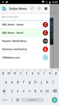 Swipe News | Free Rss Reader for Android - APK Download