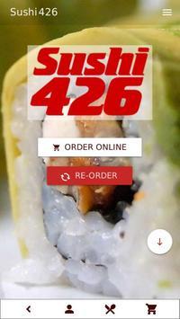 Sushi 426 poster