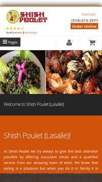 Shish Poulet (LaSalle) poster