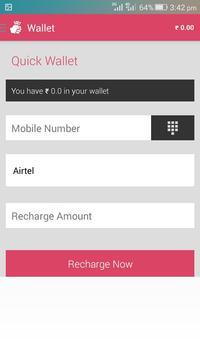 clickNearn Free Recharge apk screenshot