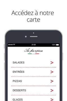 AU FOUR A PIZZA apk screenshot