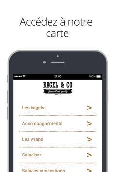 BAGEL &  CO apk screenshot
