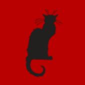 le chat noir icon