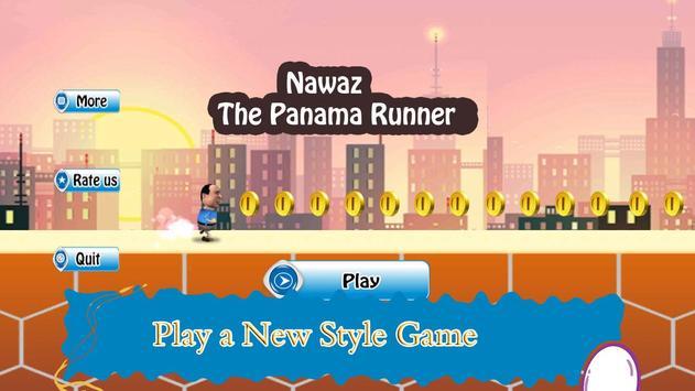 Nawaz: the Panama Runner poster